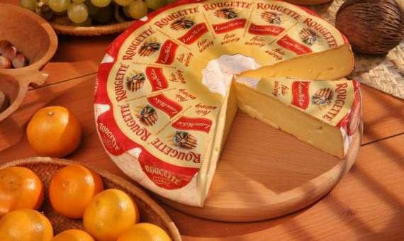Rougette: сир, що відданий своїм гурманам