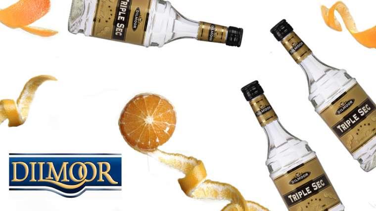 Ділмор Тріпл Сек – апельсинова гордість Італії