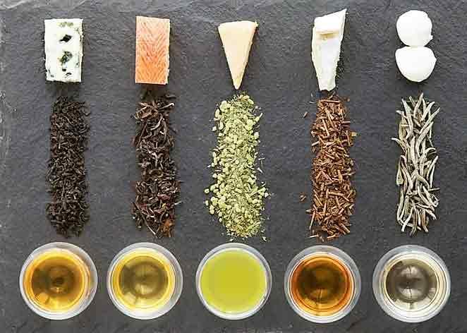 Regno рекомендує – ідеальне поєднання сиру та чаю