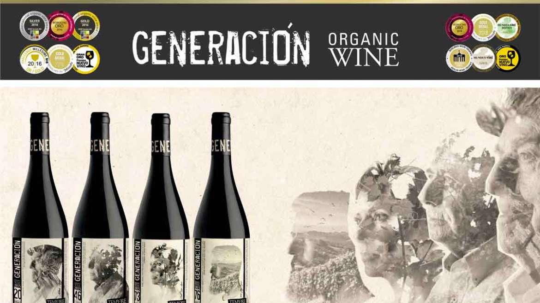 Органічні вина Tempore Generacion – корисний тренд сьогодення
