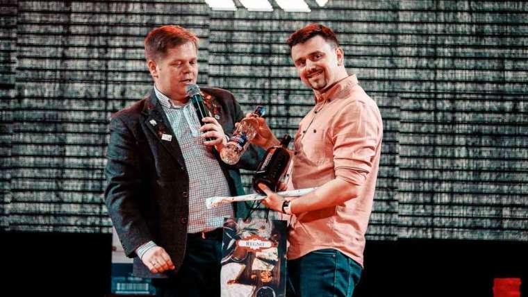 REGNO виступила партнером Дня бармена 2018 у Львові.