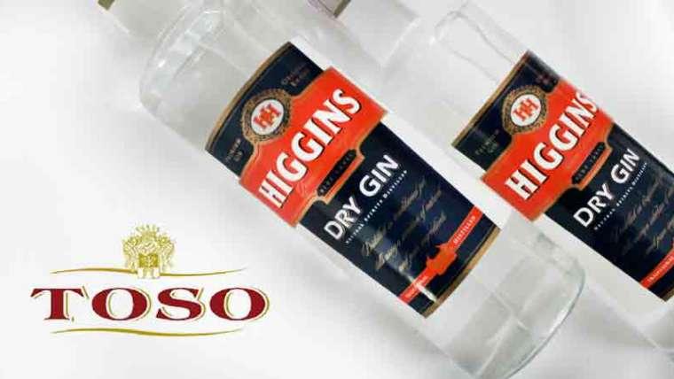 Хіггінс Джин – напій, холодний як метал