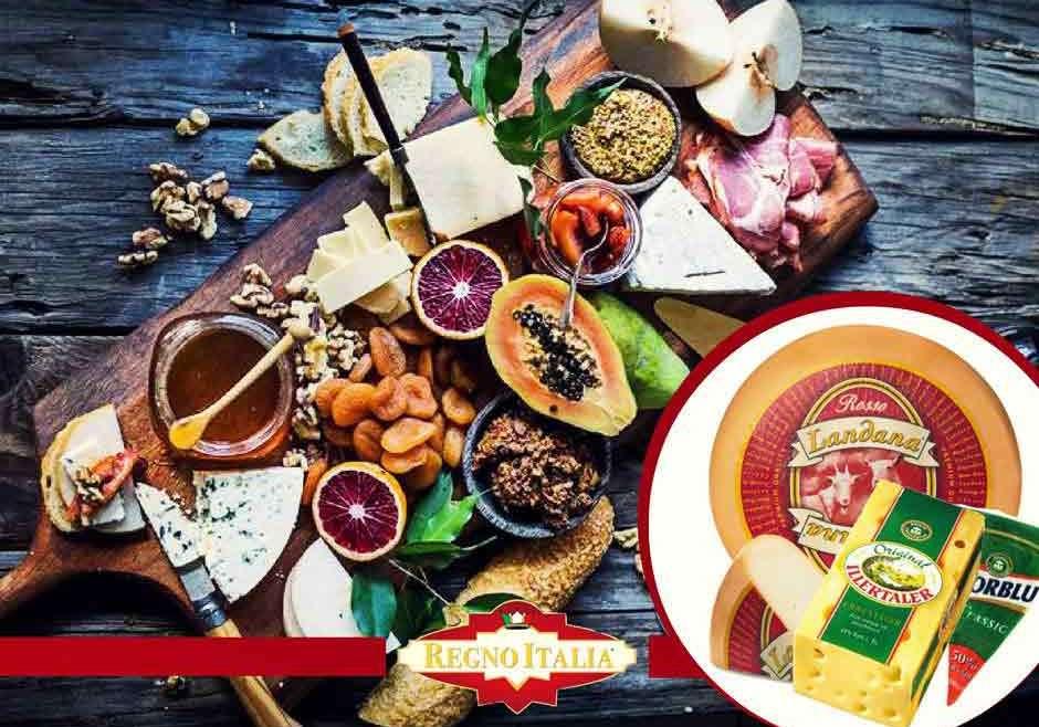 Трійка найсмачніших сирів, що ідеально поєднуються з фруктами