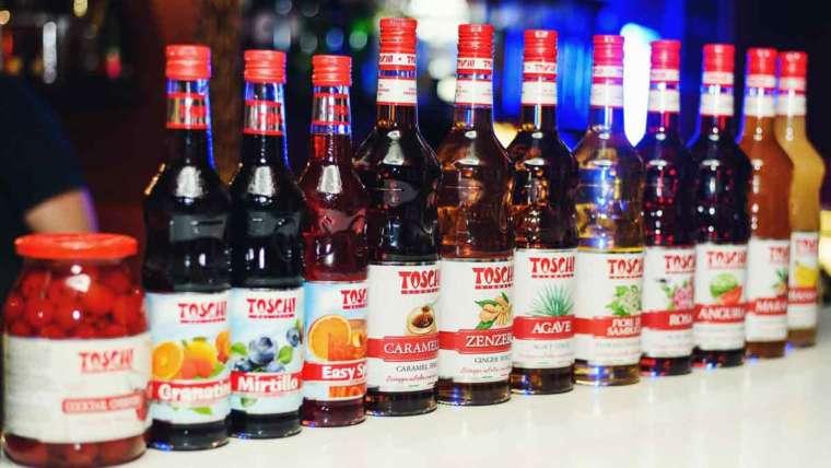 Сиропи TOSCHI – ідеальне коктейльне рішення