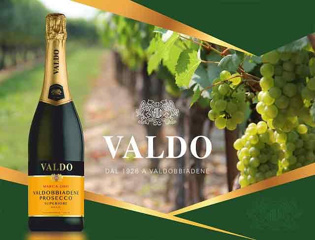 Valdo Marca Oro Prosecco DOCG відтепер доступне в Україні