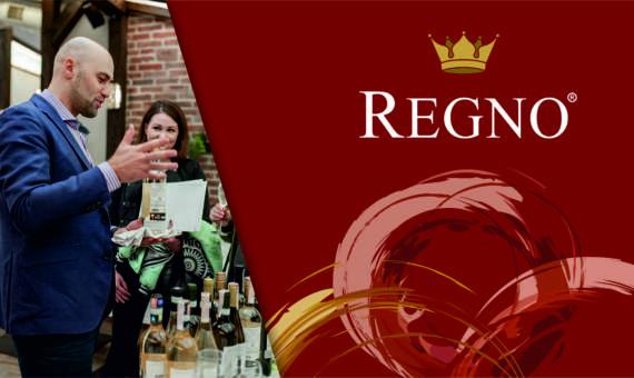 Старт дегустаційного туру Regno