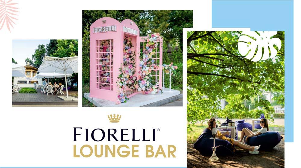 Fiorelli Lounge Bar – місце релаксу на ВДНГ