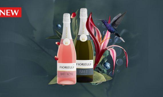 Fiorelli розширює асортимент сухими ігристими новинками — Brut та Brut Rose