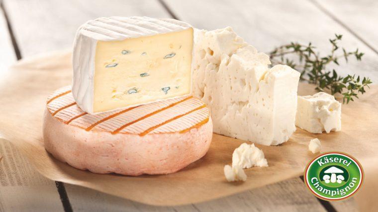 Käserei Champignon — один з найвідоміших сирних брендів у світі!