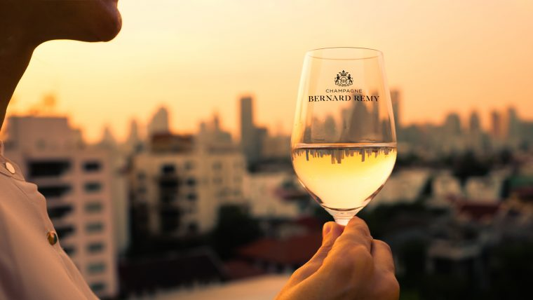 Гучні аплодисменти — шампанське Bernard Remy